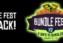 NEW STEAM® GAME BUNDLES EVERY DAY FROM FEBRUARY 19th - 27th @ FANATICAL