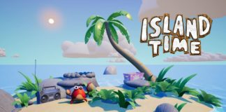 Island Time VR - VR Game Has You Survive on a Deserted Island