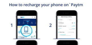 How to recharge your mobile and pay bills on Paytm