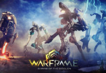 Warframe's Plains of Eidolon Quakes with Two New Towering Figures of Myth and Power