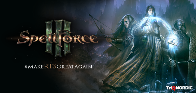 Create your own maps and missions with SpellForce 3's modding tools