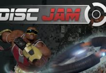 Disc Jam Launches on the Nintendo Switch System Alongside Biggest Update Ever