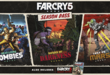 UBISOFT REVEALS FAR CRY 5 SEASON PASS DETAILS