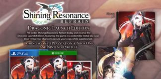 Shining Resonance Refrain Heads to the West This Summer