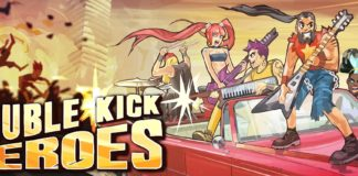 Heavy Metal Mayhem Meets the Zombie Infested Post-Apocalypse in Double Kick Heroes