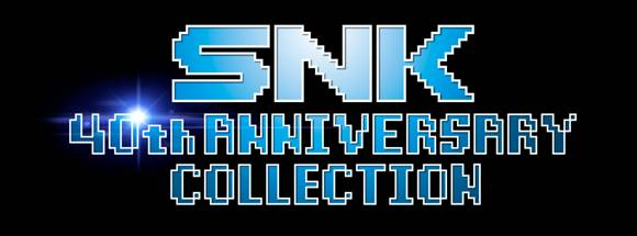 SNK 40th ANNIVERSARY COLLECTION [PS4]