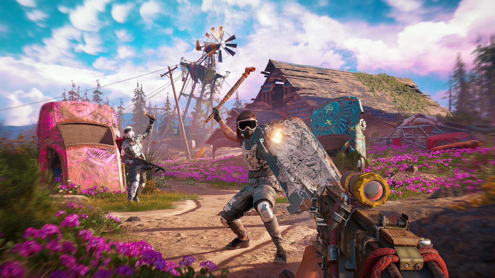 Paradise Has A Price In Far Cry 6 Hardcore Gamers Unified