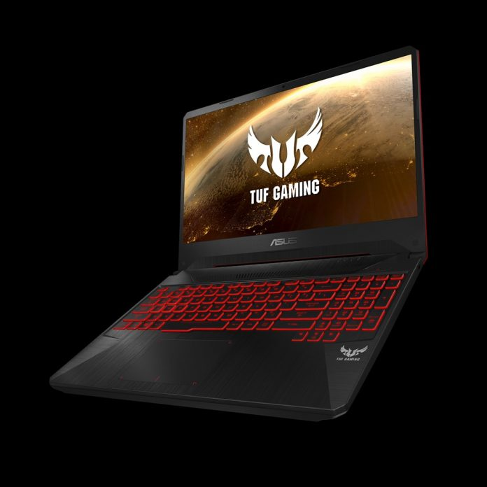 ASUS Unveils TUF Gaming FX505DY and FX705DY laptops powered by AMD Ryzen
